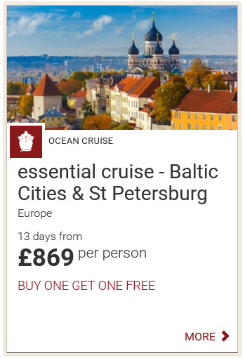 Baltic Cities Cruise