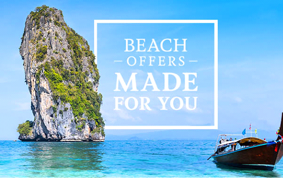 Beach Holiday Offers