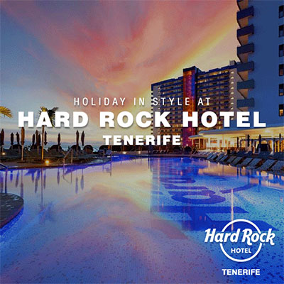 Hard Rock Tenerife Holidays