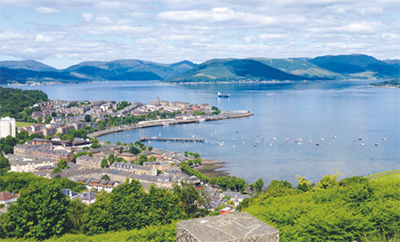 Scottish Islands & Lochs in Five