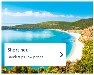 Short Haul Holidays
